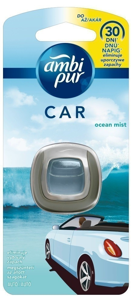 Ambi Pur Car Ocean&Wind