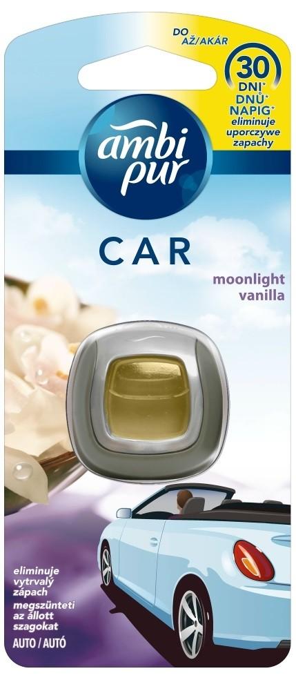 Ambi Pur Car Moonolight Vanilla