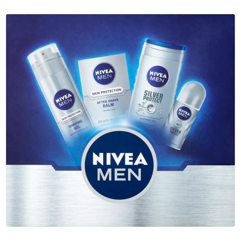 Nivea for Men Silver XMASS