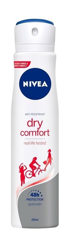 Nivea Dry Comfort Plus