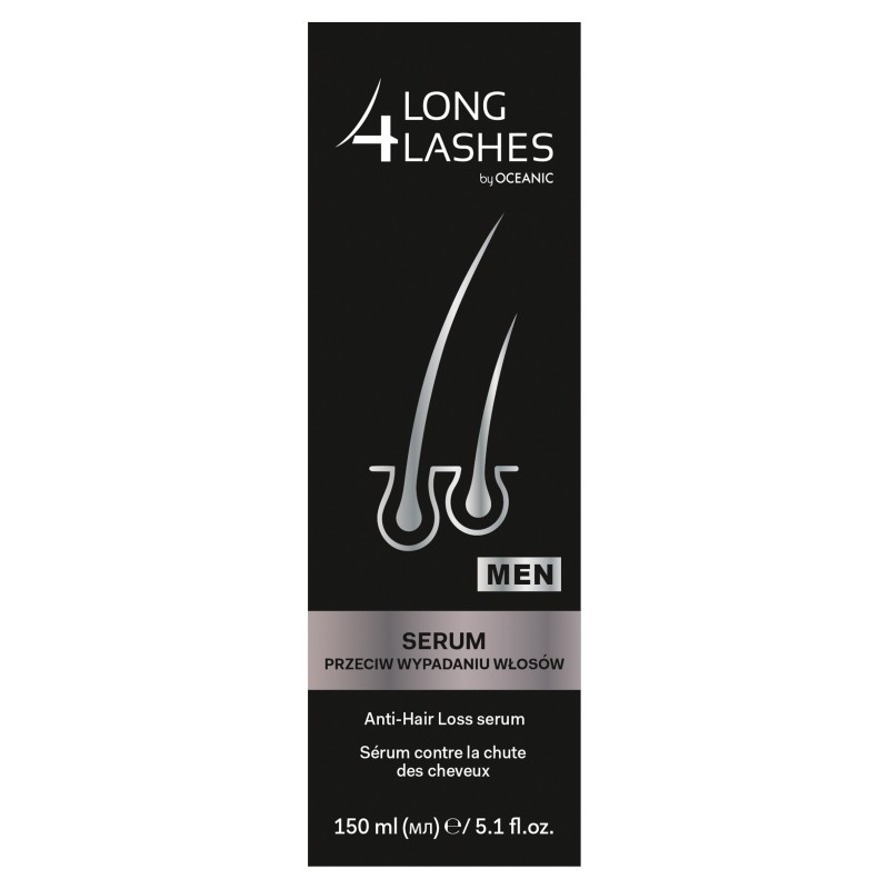 Long 4 Lashes Men