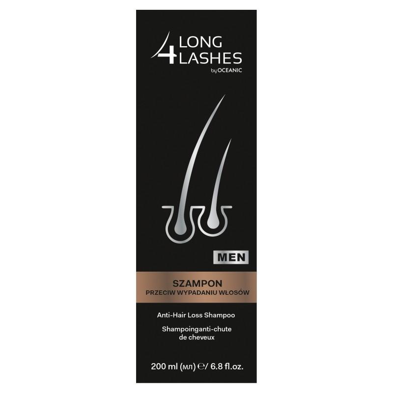 Long 4 Lashes Men