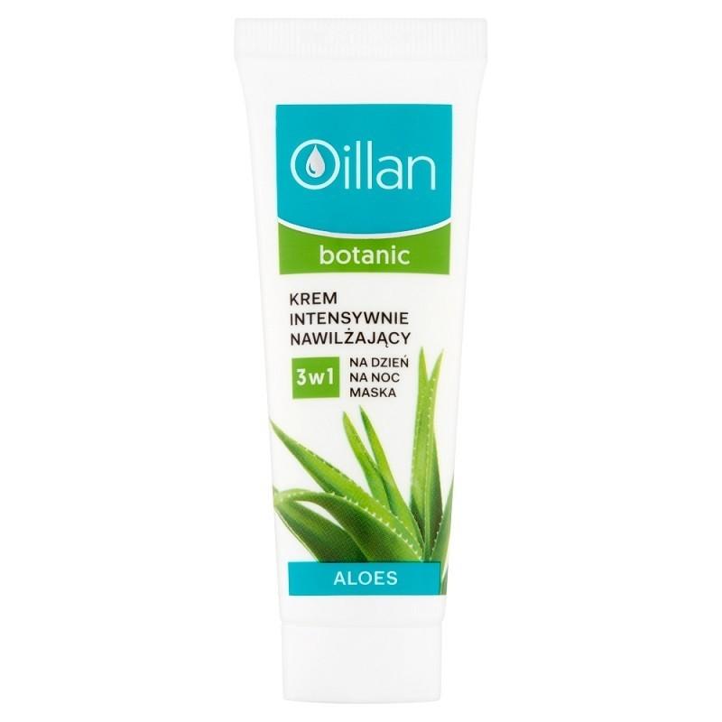 Oillan Botanic 3w1 Aloes