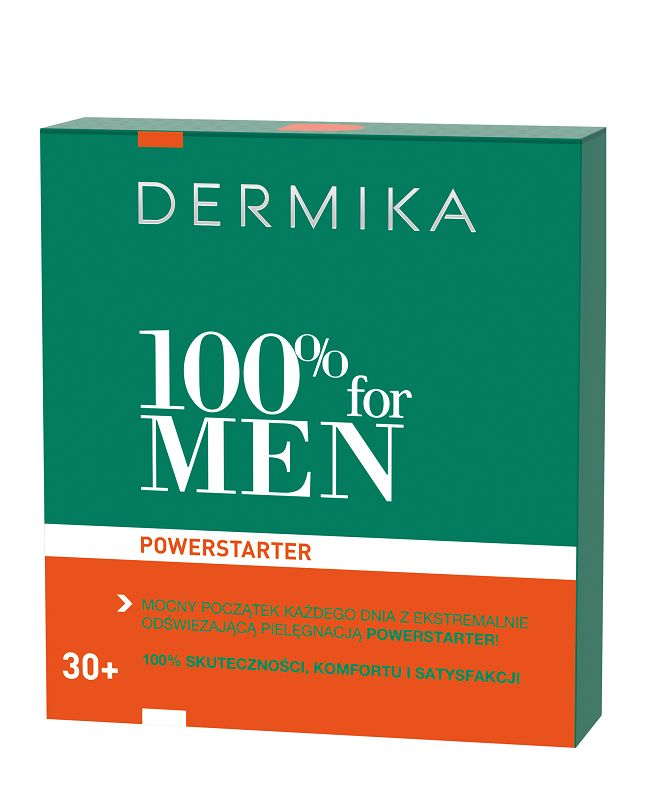 Dermika For Men Powerstarter XMASS