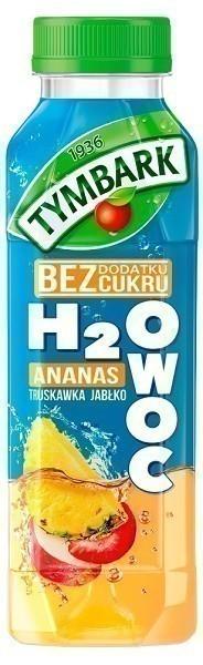 Tymbark H2Owoc Ananas