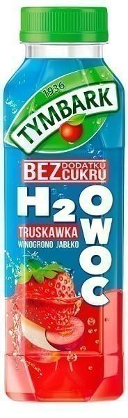 Tymbark H2Owoc Truskawka