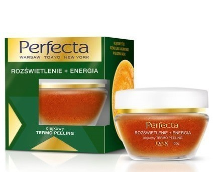 Perfecta Peeling Rozświetlenie + Energia