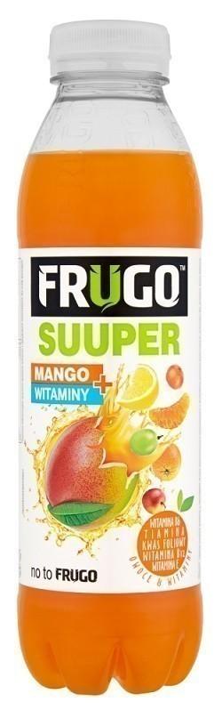 Frugo Suuper Mango+Witaminy