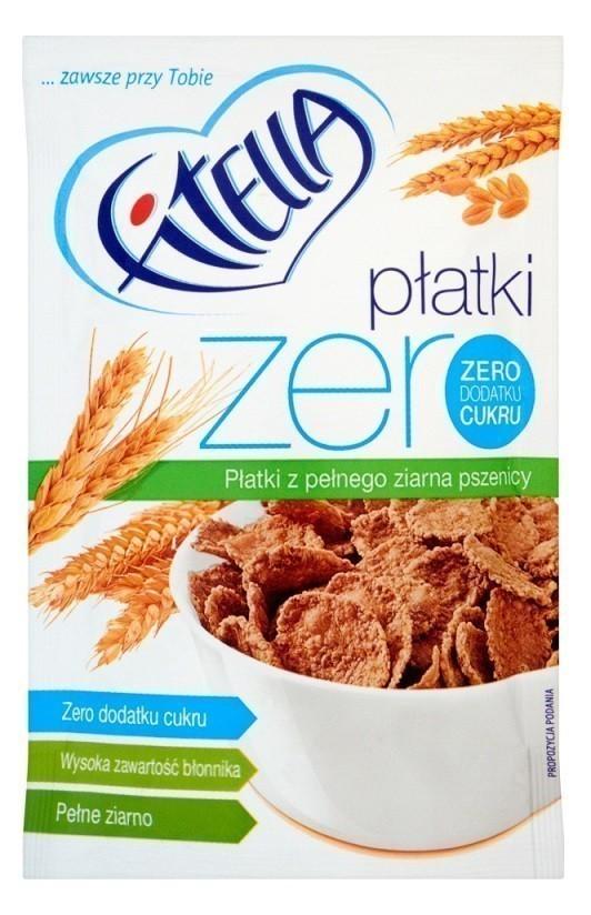 Fitella Zero z Pełnego Ziarna Pszenicy Bez Dodatku Cukru