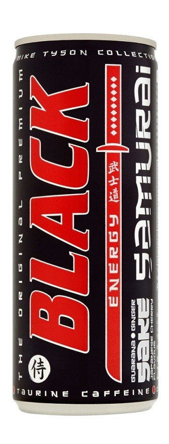 Black Samuraj Sake Cherry