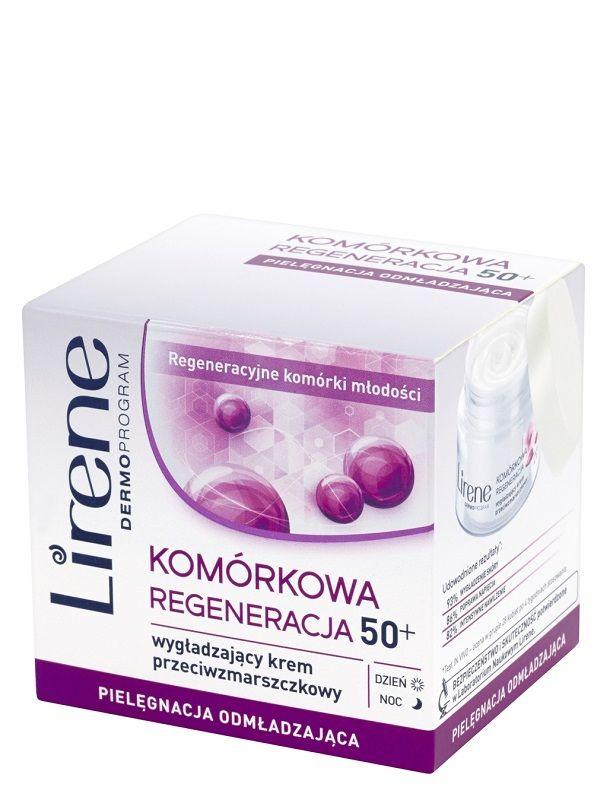 Lirene Dermoprogram Komórkowa Regeneracja 50+