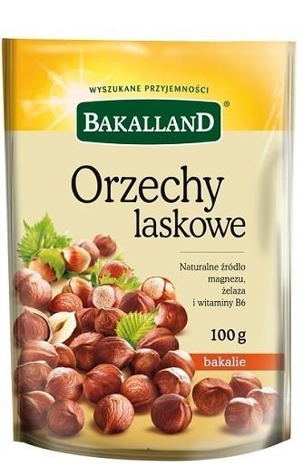 Bakalland Orzechy Laskowe