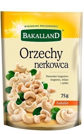 Bakalland Orzechy Nerkowca