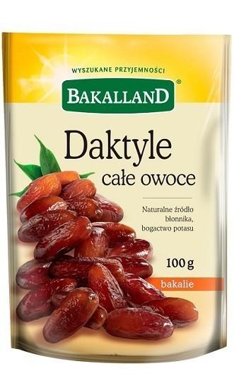 Bakalland Daktyle Drylowane