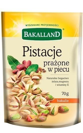 Bakalland Pistacje
