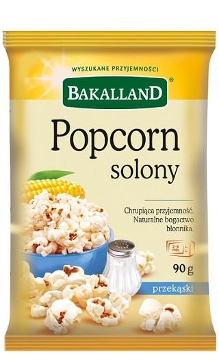 Bakalland Popcorn Solony