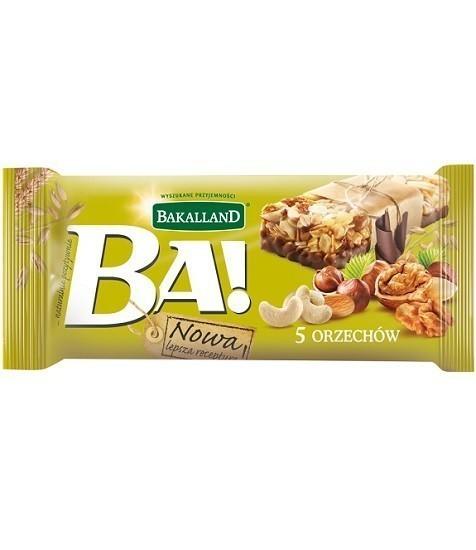 Bakalland BA! 5 Orzechów