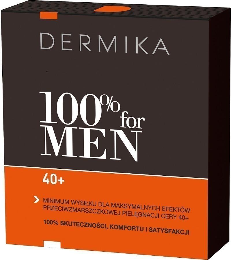 Dermika 100% For Men 40+ XMASS