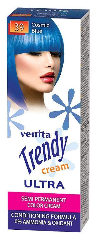 Venita Trendy Cream 39. Kosmiczny Błękit