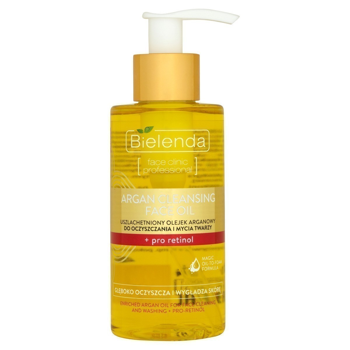 Bielenda Argan Cleansing Face Oil
