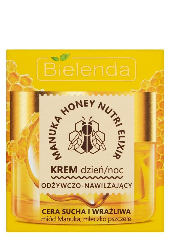 Bielenda Manuka Honey Nutrition