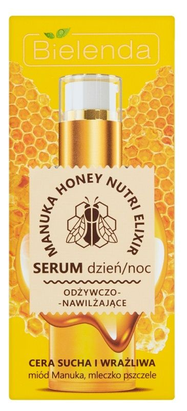Bielenda Manuka Honey Nutrition