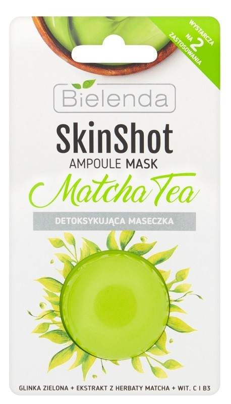 Bielenda Skin Shot Matcha Tea