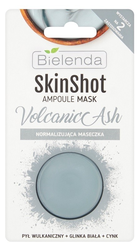 Bielenda Skin Shot Volcanic Ash