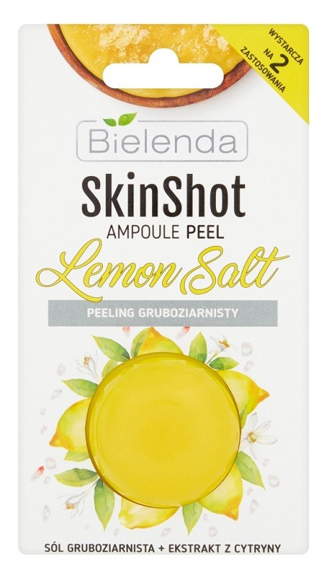 Bielenda Skin Shot Lemon Salt