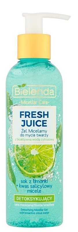 Bielenda Fresh Juice Limonka