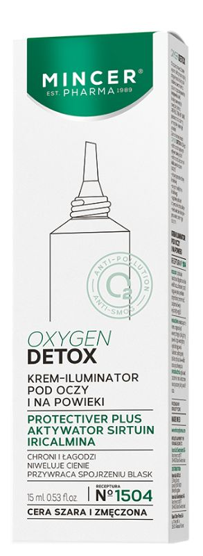 Mincer Oxygen Detox 1504