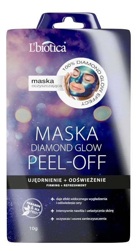 L'biotica Peel-Off Diamond