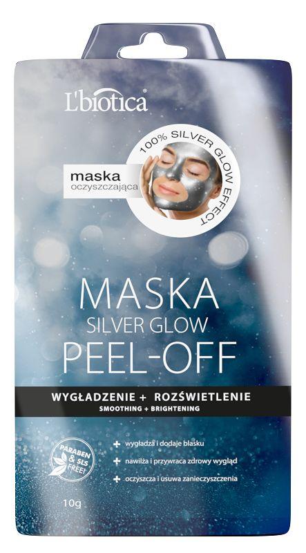 L'biotica Peel-Off Silver