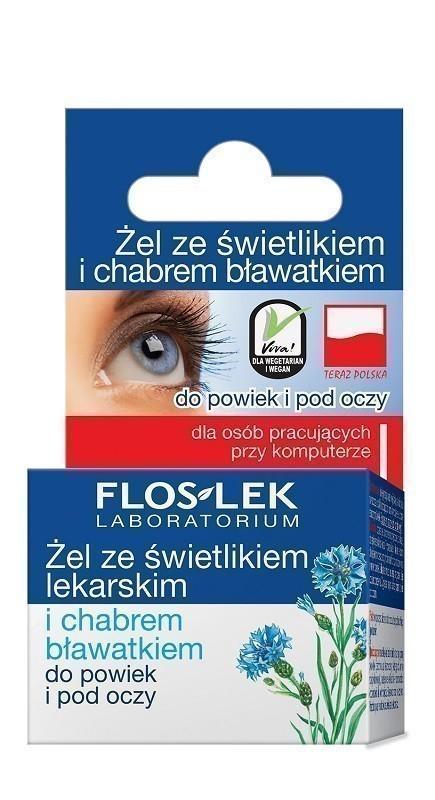 Flos-Lek ze Świetlikiem i Chabrem Bławatkiem