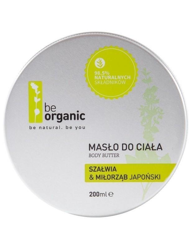 Be Organic Szałwia&Miłorząb Japoński
