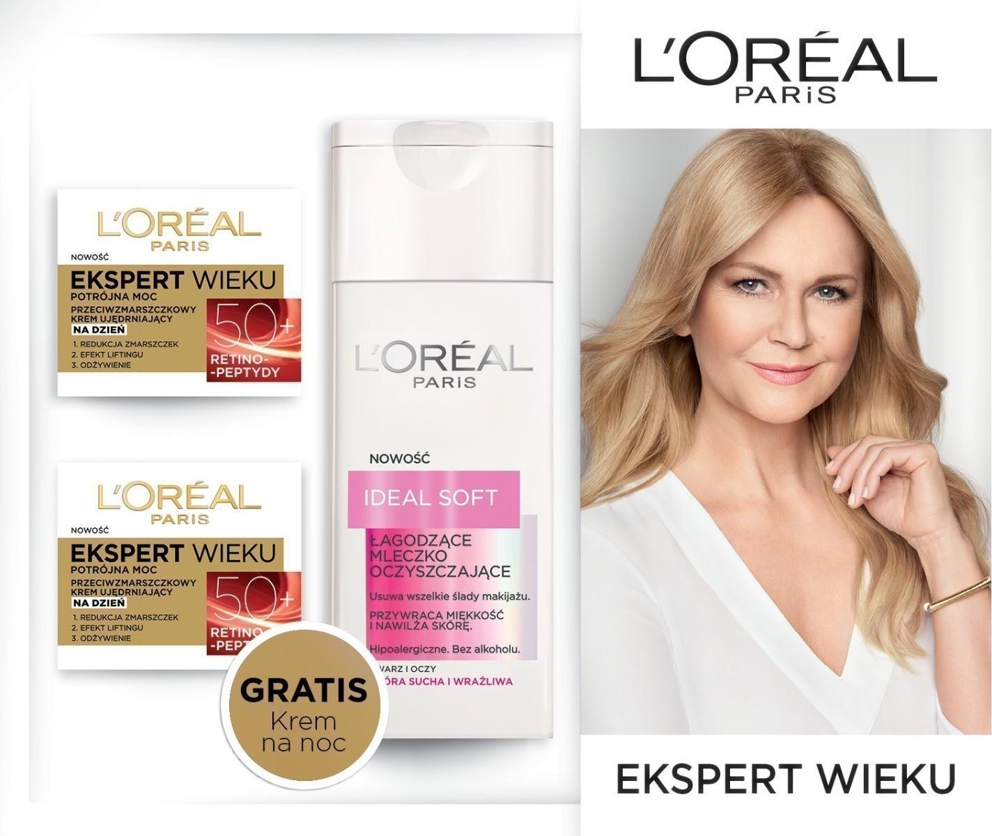 L'Oréal Ekspert Wieku 50+ XMASS