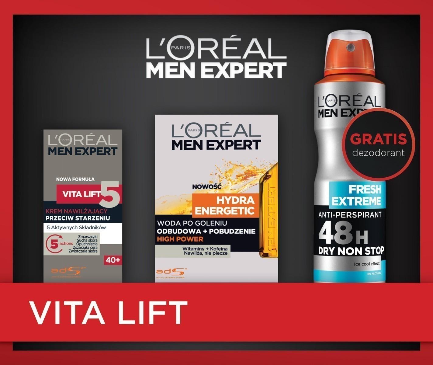 Loréal Men Expert Vita Lift XMASS
