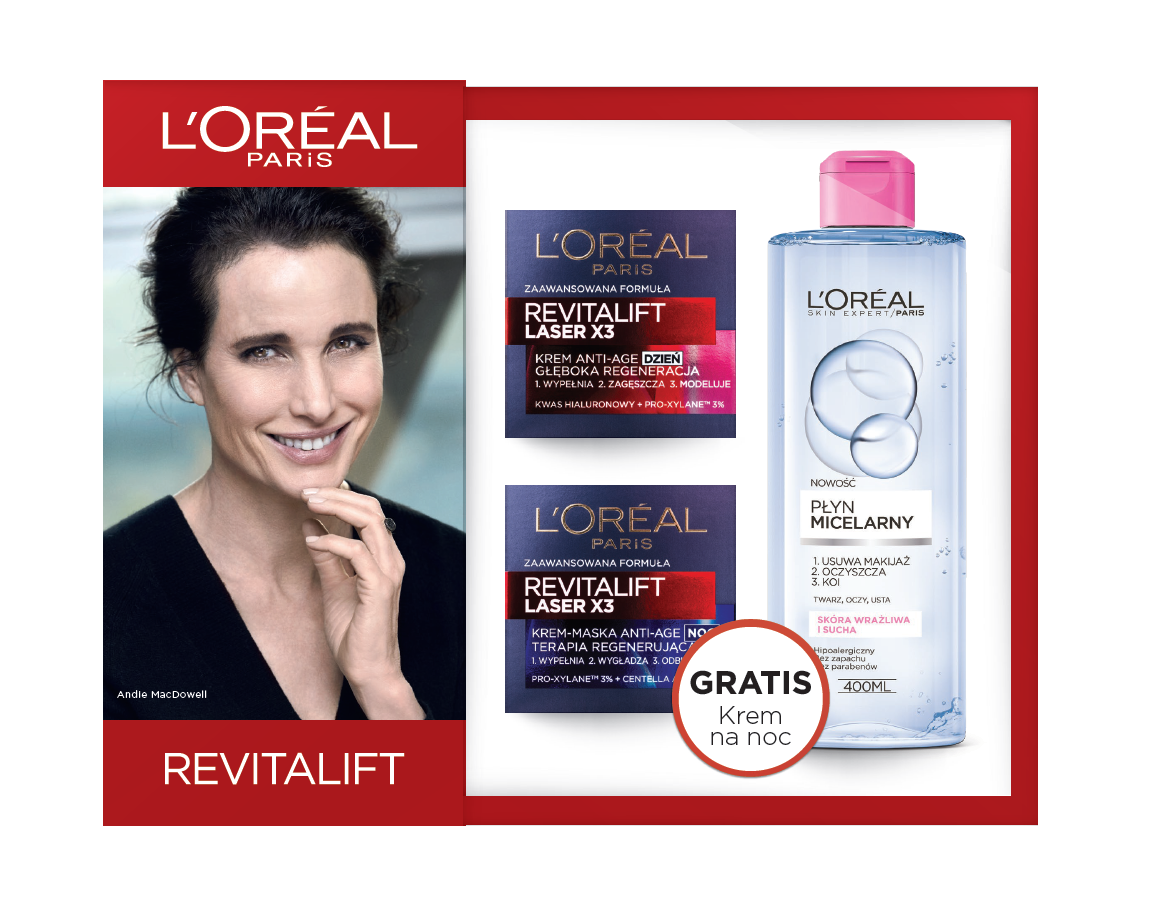 L'Oréal Revitalift XMASS