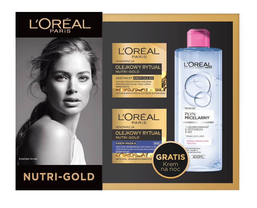 Loréal Nutri-Gold XMASS