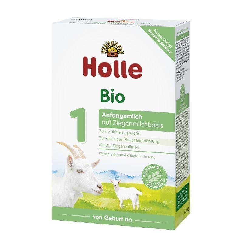 Holle Mleko Kozie 1 Bio