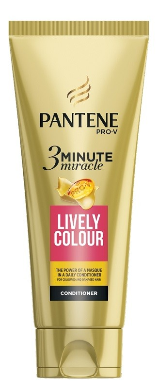 Pantene 3 Minute Miracle Color