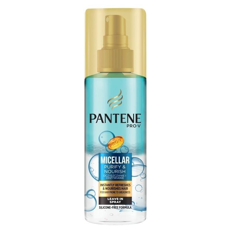 Pantene Micellar Water Purify&Nourish