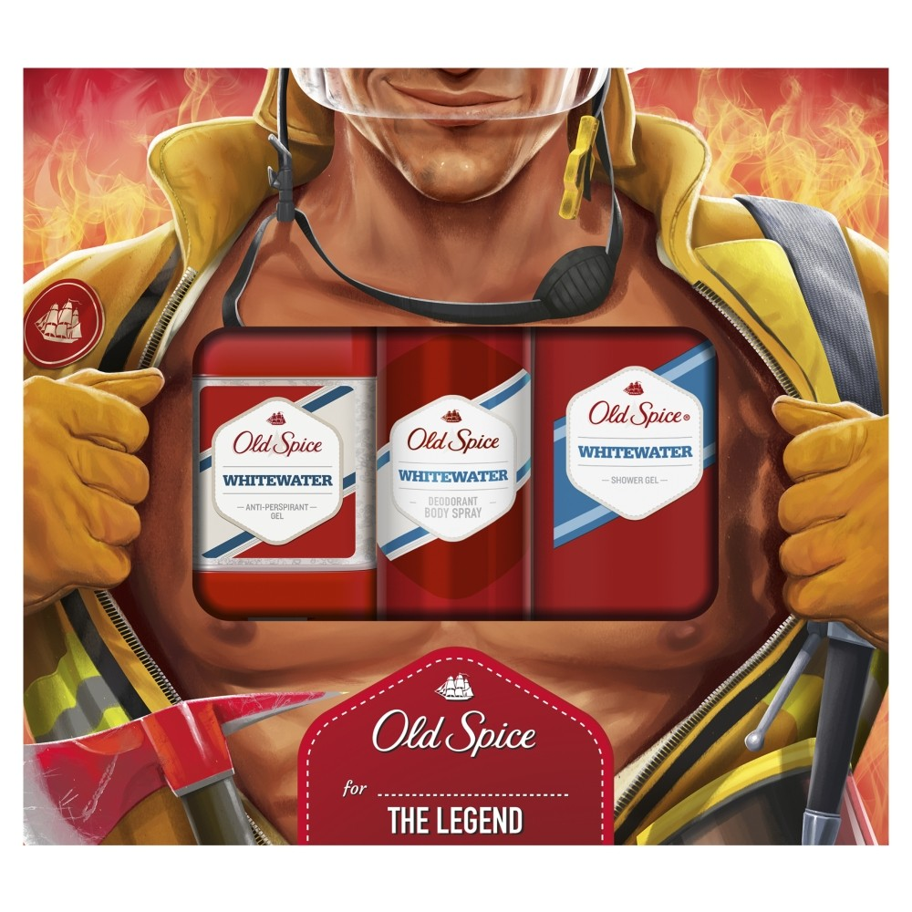 Old Spice White Water XMASS