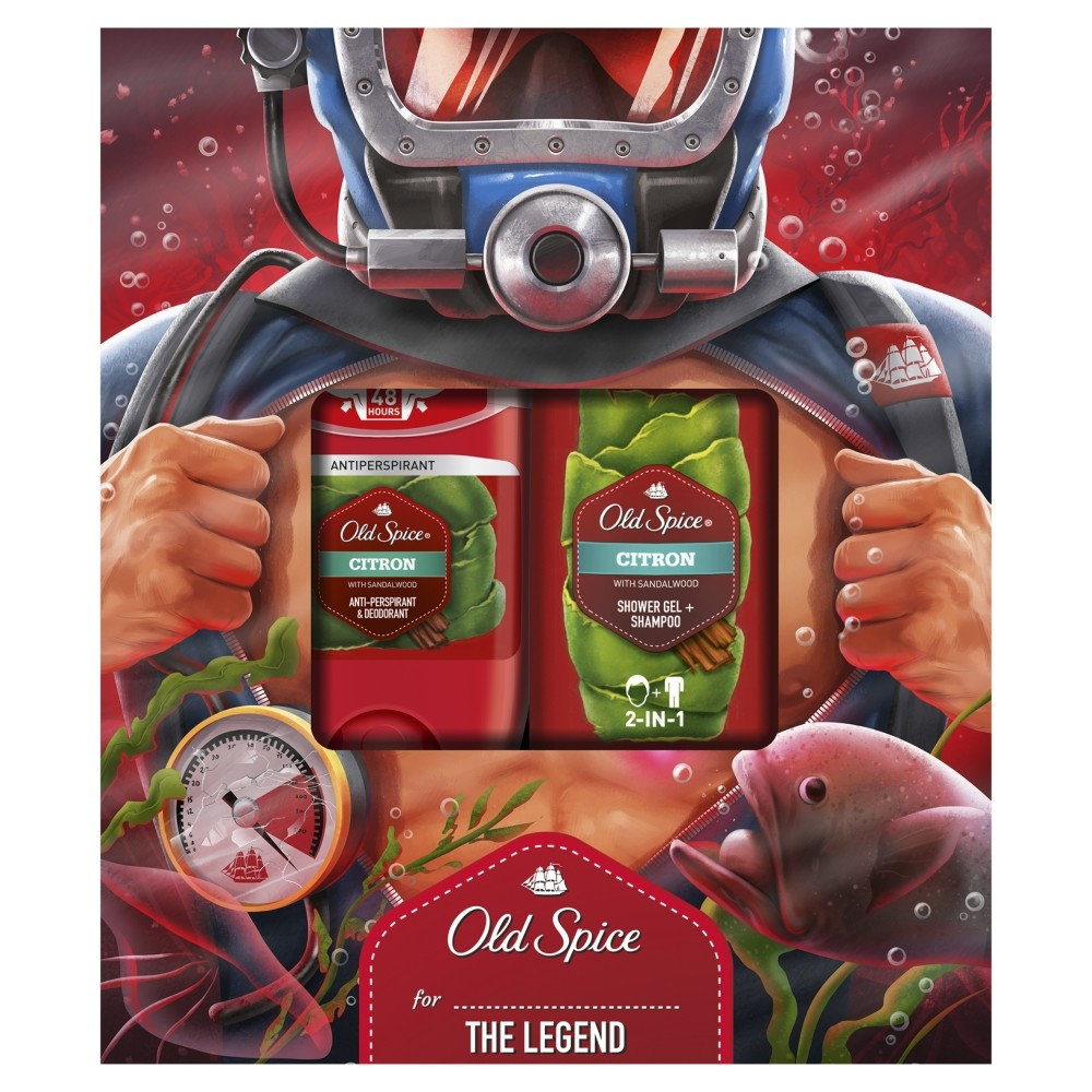 Old Spice Citron XMASS