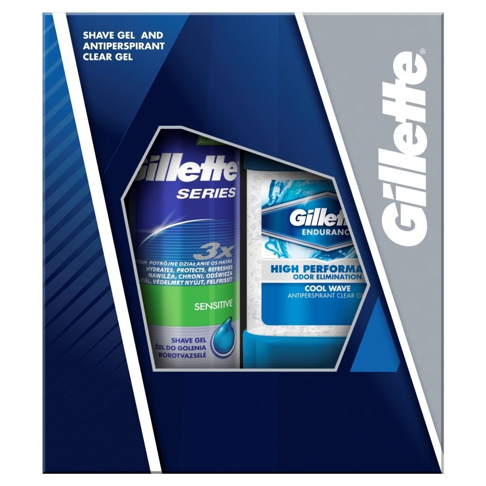 Gillette XMASS