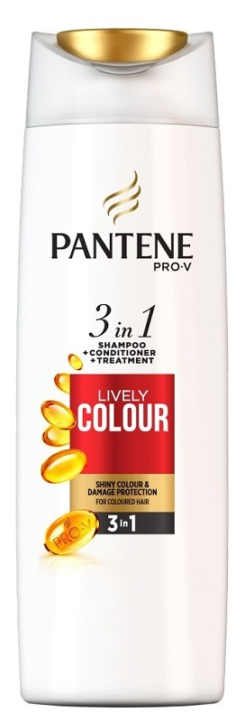Pantene Lively Color