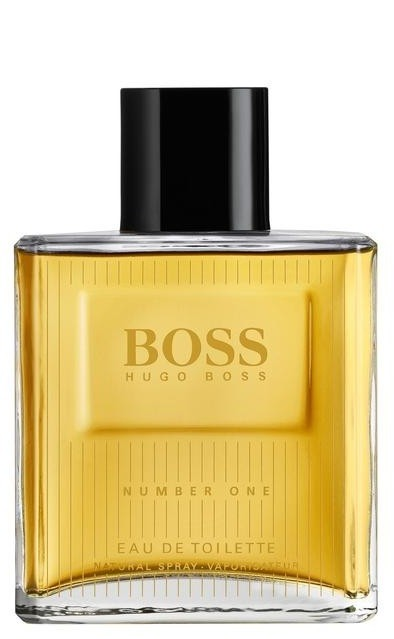 HUGO BOSS No.1
