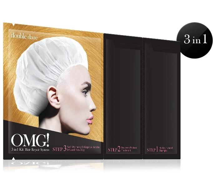 OMG! 3w1 Kit Hair Repair System