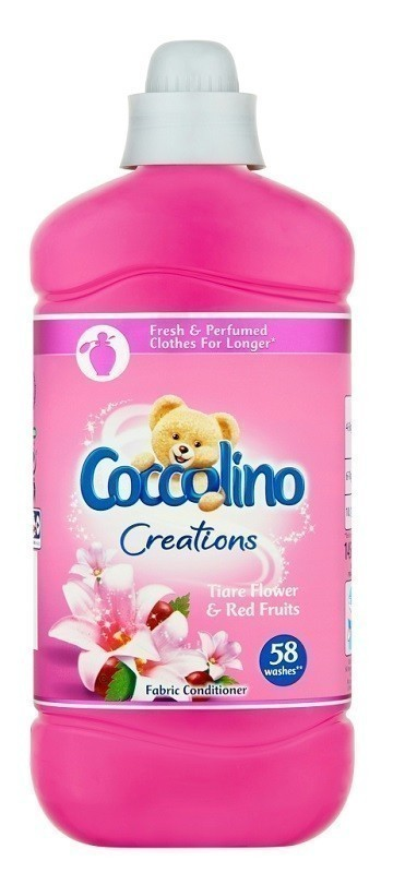 Coccolino Creations Tiare Flower & Red Fruits
