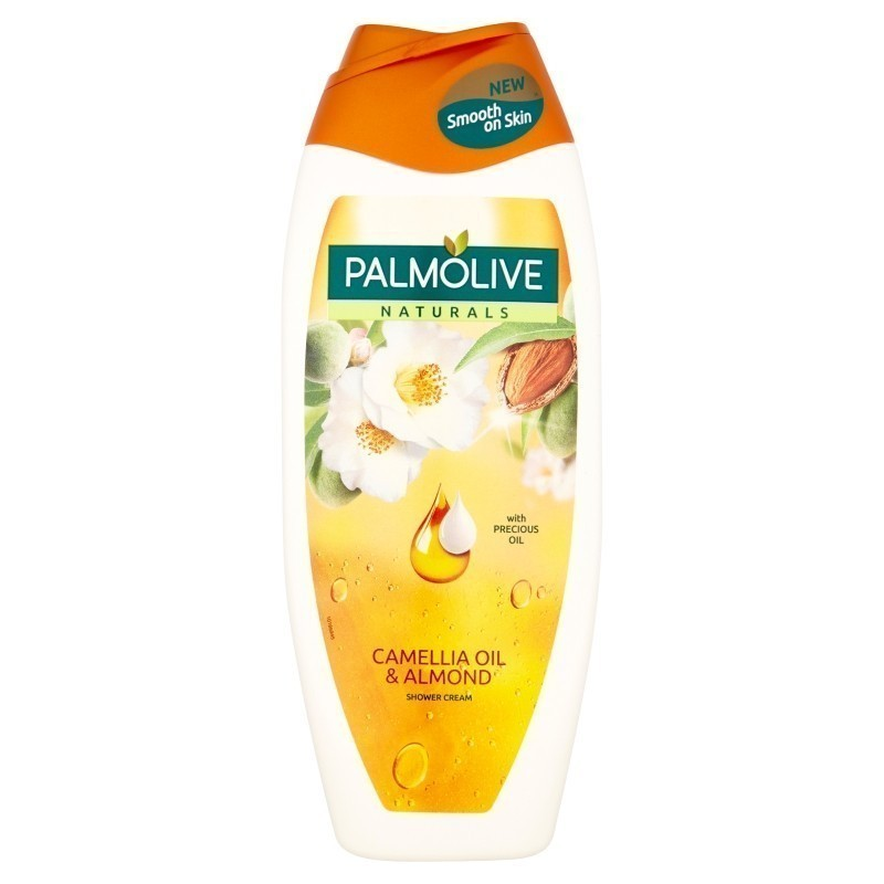 Palmolive Naturals Olejek Kameliowy & Migdał
